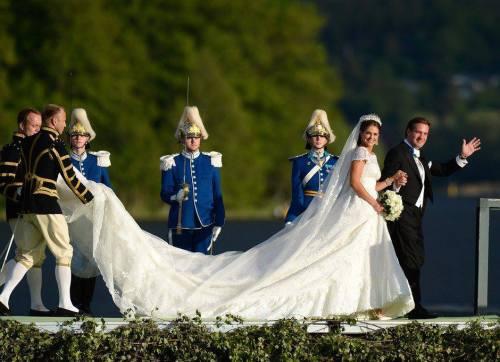 Princesa Madeleine da Suecia